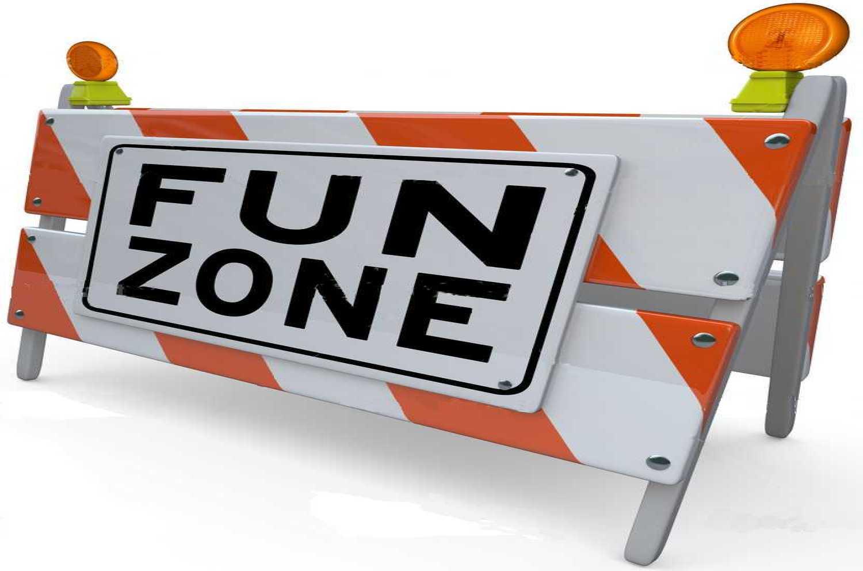 Fun Zone stretch