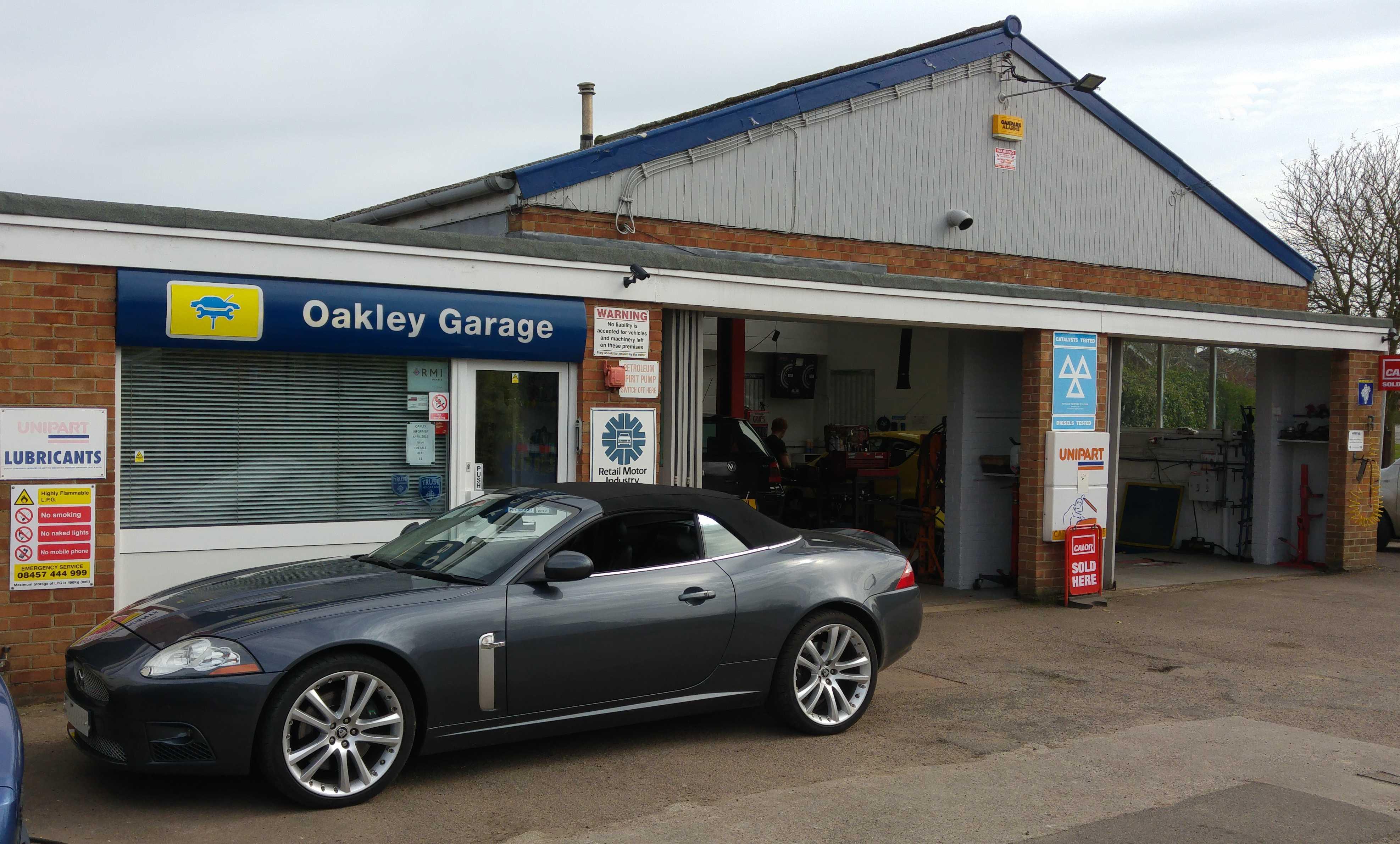 Oakley Garage